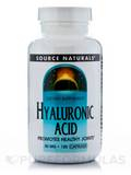 Hyaluronic Acid 50 mg 120 Capsules