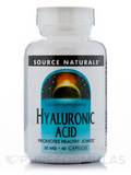 Hyaluronic Acid 50 mg 60 Capsules