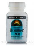 Hyaluronic Acid 50 mg 60 Tablets