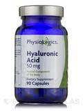 Hyaluronic Acid 50 mg 90 Capsules