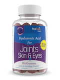 Hyaluronic Acid for Joints, Skin & Eyes, Berry Flavor - 30 Gummies