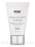 NOW® Solutions - Hyaluronic Acid Creme (PM) - 2 fl. oz (59 ml)