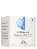 Hyaluronic Acid Night Creme Intensive Rehydrating Formula 2 oz