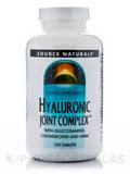 Hyaluronic Joint Complex™ with Glucosamine, Chondroitin and MSM - 120 Tablets
