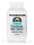 Hyaluronic Joint Complex™ with Glucosamine, Chondroitin and MSM - 240 Tablets