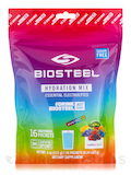 Hydration Mix Powder, Rainbow Twist Flavor - 1 Pouch of 16 Individual Packets (4 oz / 112 Grams)