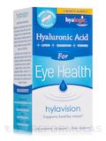 HylaVision (Hyaluronic Acid for Eye Health) - 120 Capsules