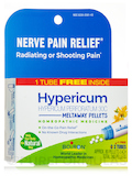 Hypericum Perforatum 30C Bonus Care Pack - 3 Tubes (Approx. 80 Pellets Per Tube)