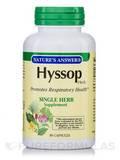 Hyssop Herb 90 Capsules