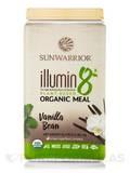illumin8 Plant-Based Organic Meal, Vanilla Bean Flavor - 35.2 oz (2.2 lb / 1 kg)