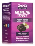 Immune Fast Elderberry, Sweet Elderberry Natural Flavor - 30 Chewable Tablets