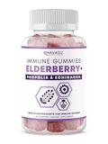 Immune Gummies Elderberry + Propolis & Echinacea - 60 Gummies