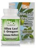 Olive Leaf & Oregano Immune Wellness - 60 Capsules