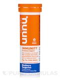 Immunity - Effervescent Immunity Supplement, Blueberry Tangerine Flavor - 1 Tube of 10 Tablets