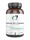 Immuno-Zn™ with Elderberry - 90 Lozenges
