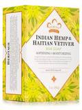 Indian Hemp & Haitian Vetiver Bar Soap - 5 oz (141 Grams)