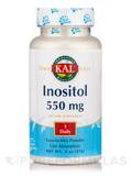 Inositol 550 mg, Unflavored - 2 oz (57 Grams)