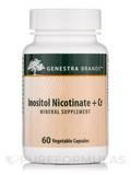 Inositol Nicotinate + Cr 60 Vegetable Capsules