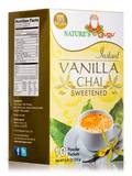 Instant Vanilla Chai Powder, Sweetened - 10 Packets (8.82 oz / 250 Grams)