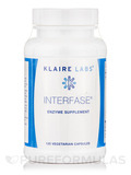Interfase - 120 Vegetarian Capsules