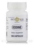 Iodine - 100 Capsules