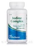 Iodine Complex 12.5 mg - 180 Capsules