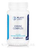 Iodine Complex 12.5 mg - 90 Capsules