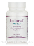 Iodoral 12.5 mg - 180 Tablets
