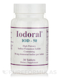 Iodoral IOD-50 30 Tablets