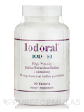 Iodoral IOD-50 90 Tablets