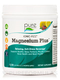 Ionic-Fizz™ Magnesium Plus™, Raspberry-Lemonade Flavor - 12.06 oz (342 Grams)