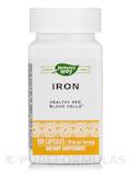 Iron 18 mg - 100 Capsules