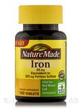 Iron 65 mg - 180 Tablets
