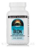 Iron Chelate 25 mg 250 Tablets