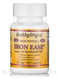 IRON EASE (easy on the stomach) 27 mg - 60 Capsules