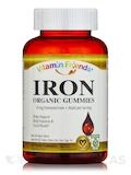 Iron Gummies for Adults - 60 Gummies