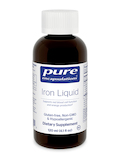 Iron Liquid 4 oz (120 ml)
