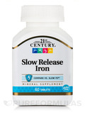 Slow Release Iron - 60 Tablets