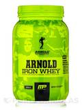 Iron Whey Vanilla - 2 lb (908 Grams)