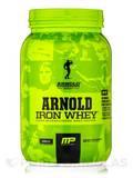 Iron Whey Vanilla - 2 lb (908 Grams)