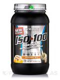 ISO-100 Hydrolyzed 100% Whey Protein Isolate, Cinnamon Bun - 1.6 lbs (744 Grams)
