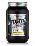 ISO-100® Hydrolyzed 100% Whey Protein Isolate, Smooth Banana Flavor - 25.6 oz (726 Grams)