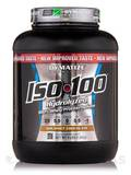 ISO-100® Hydrolyzed 100% Whey Protein Isolate, Gourmet Chocolate Flavor - 3 lbs (1,342 Grams)