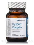 D3 2,000™ Complex - 90 Tablets