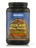 Isolate Whey Protein Chocolate Malt 100% All Natural - 2.03 lbs (922 Grams)
