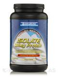 Isolate Whey Protein French Vanilla 100% All Natural - 1.99 lbs (904 Grams)