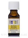Jasmine Absolute (in Jojoba Oil) - 0.5 fl. oz (15 ml)