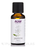 NOW® Essential Oils - Jasmine Oil - 1 fl. oz (30 ml)