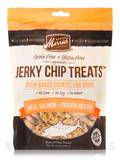 Jerky Chip Treats™ Real Salmon + Potato Recipe (Oven-Baked Grain Free + Gluten Free Cookies for Dogs