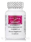 Johnson's Engorgement Formula - 50 Capsules
